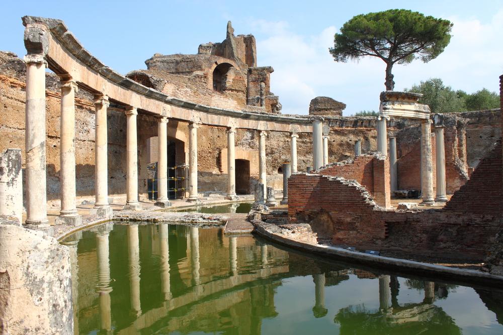 Villa adriana hadrian 39 s villa in tivoli greenparkmadama - La villa romaine antique ...