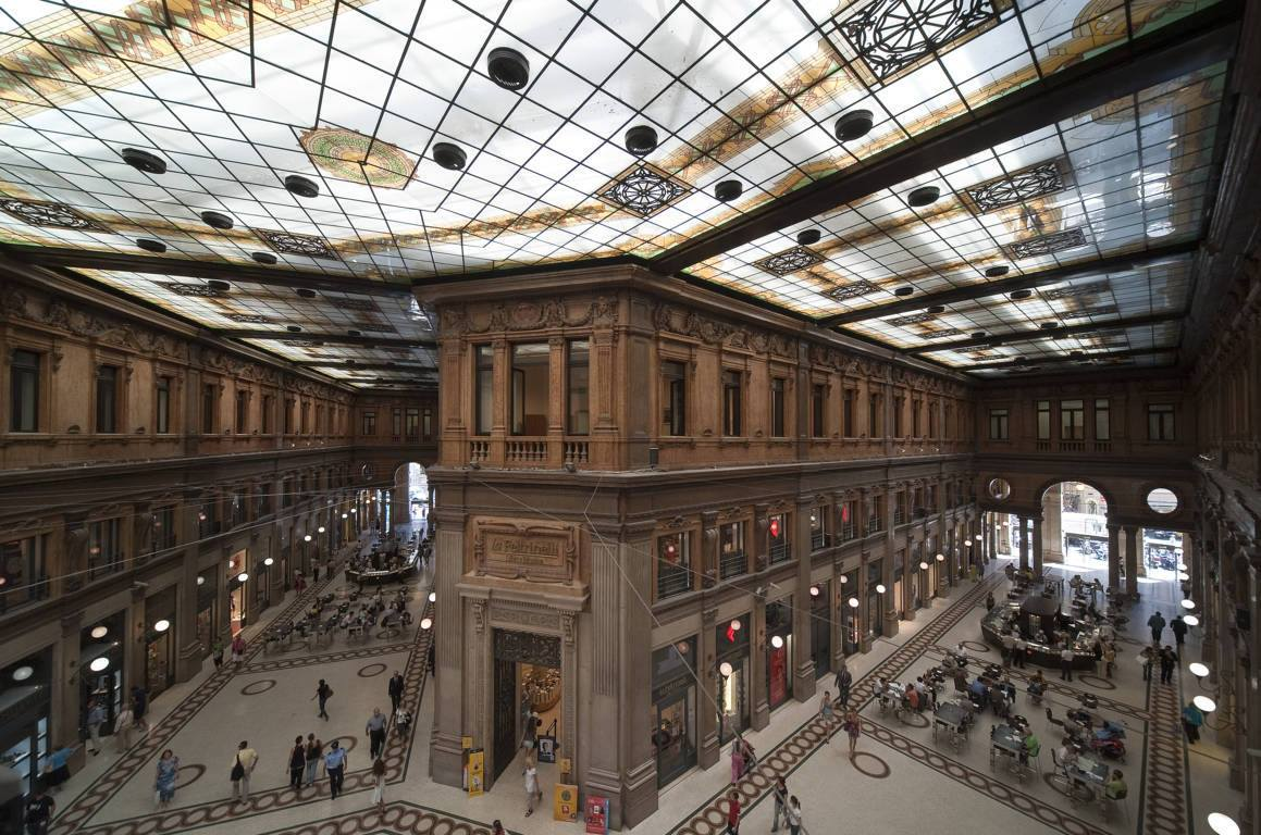 Places not to be missed on your shopping trip to rome - Galeria comercial ...