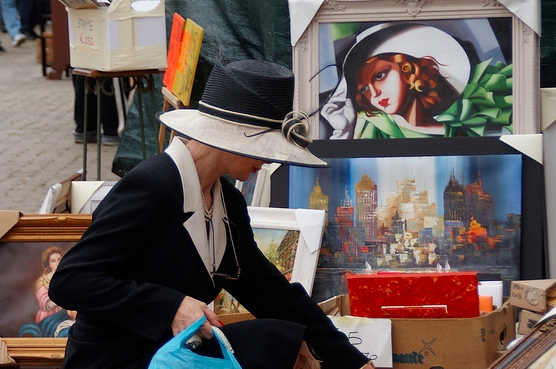 Indirizzi da non perdere per il tuo shopping a roma - Porta portese lavoro pulizie ...