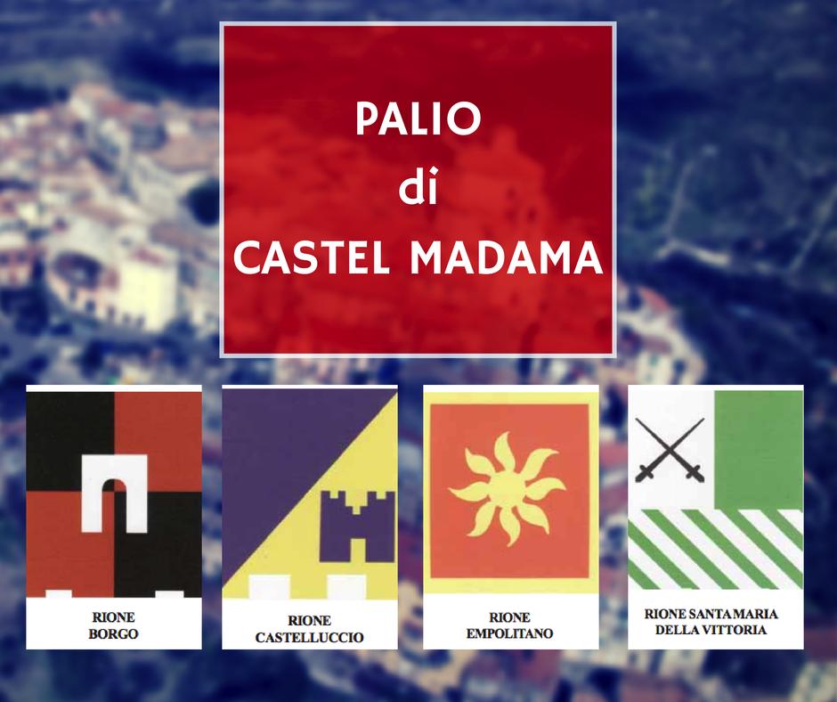 Hotel Green Park Castel Madama