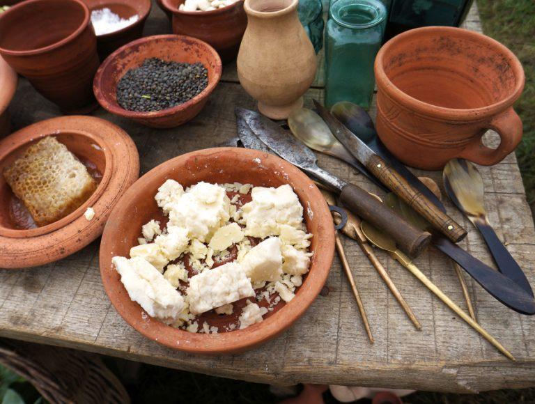 preparare ricette dell'antica roma a Tivoli