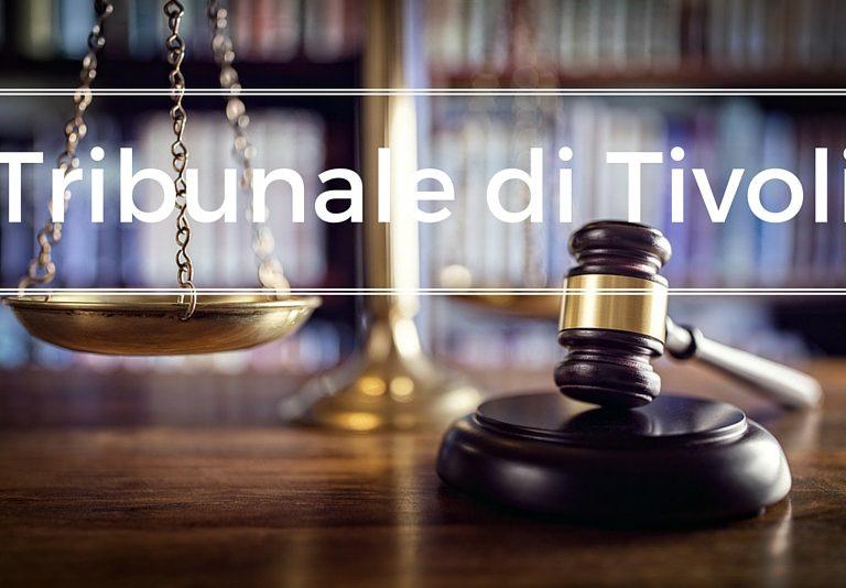 Tribunale di Tivoli
