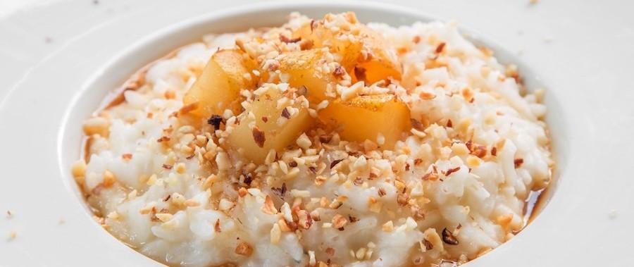 cucina la quercia risotto
