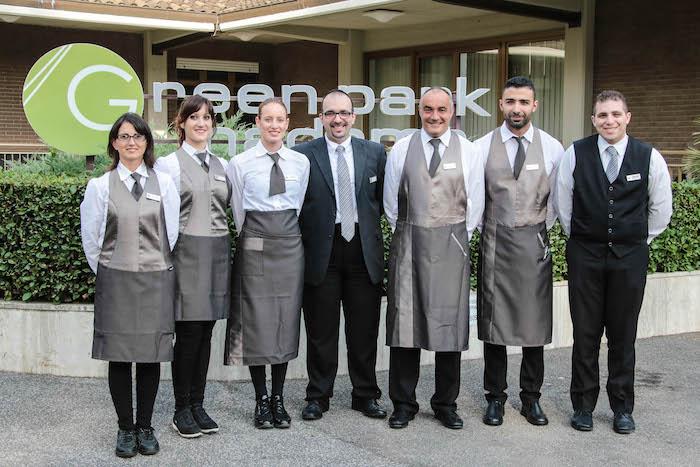 Staff ristorante la quercia