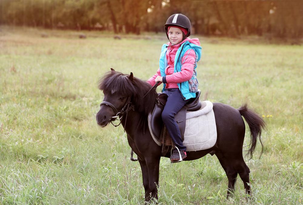 vacanze per bambini cavallo