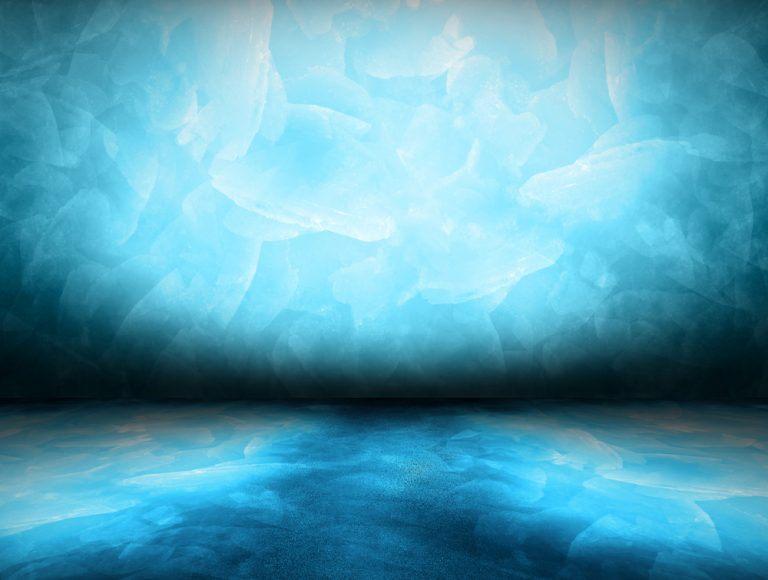 stanza del ghiaccio