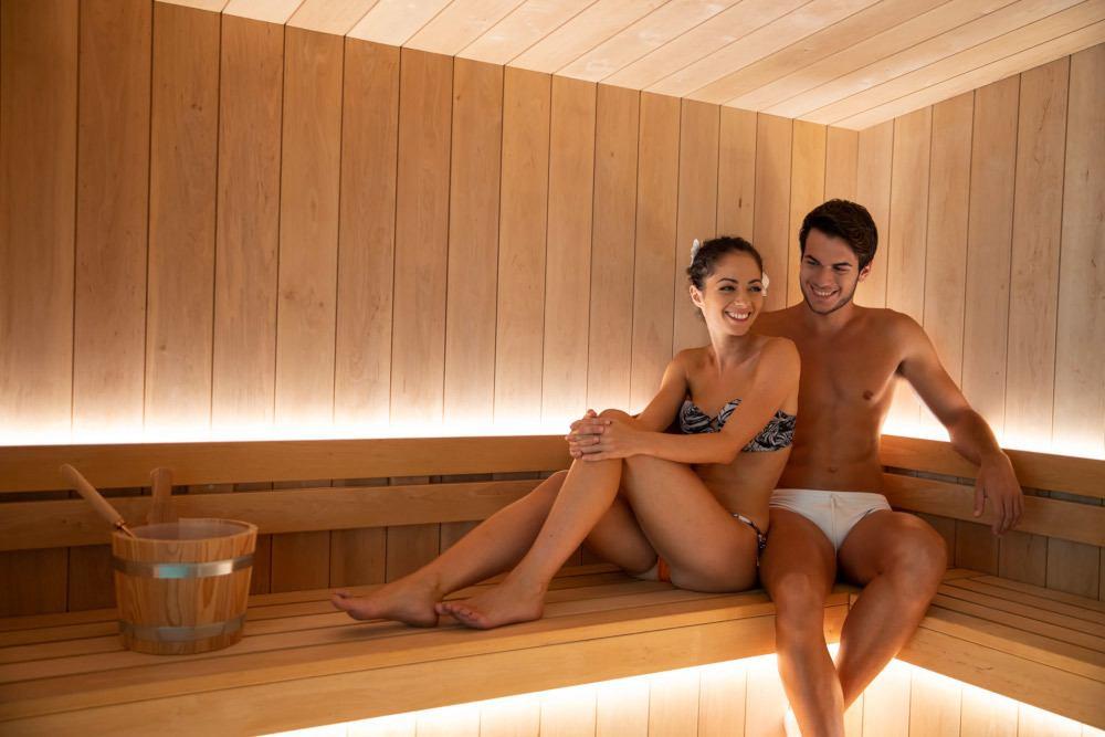 spa di coppia roma offerte sauna