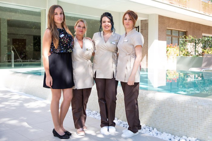 Spa & Wellness Staff