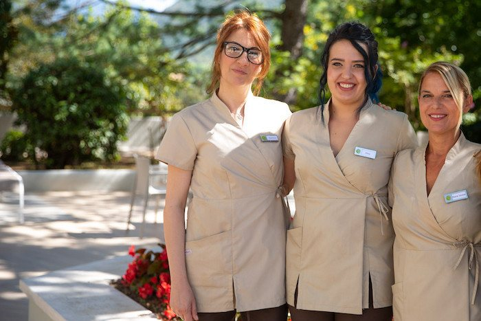 Spa & Wellness Staff